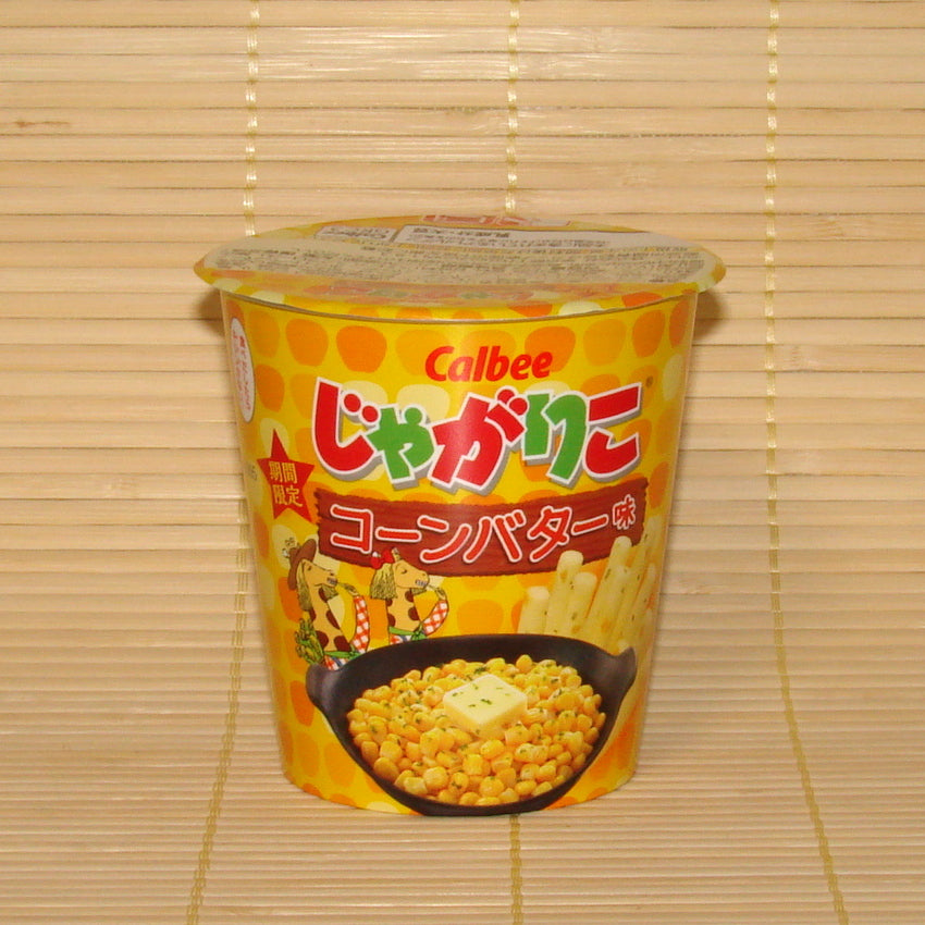 Jagariko Potato Sticks - Butter Corn
