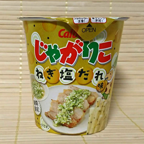 Jagariko Potato Sticks - Green Onion Salt Sauce