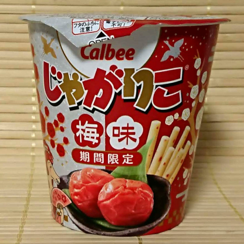 Jagariko Potato Sticks - UME (Sour Plum)