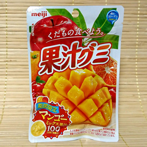 Kaju Juicy Gummy Candy - Mango Fruit Mix
