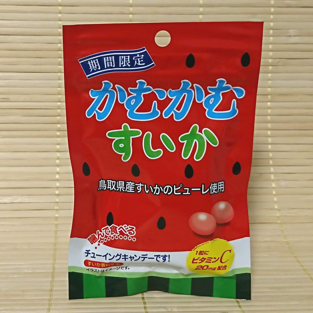 Kamu Kamu Soft Candy - Watermelon
