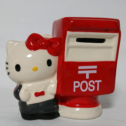 zz-- Hello Kitty Japan Post (Letter) - Coin Bank --zz