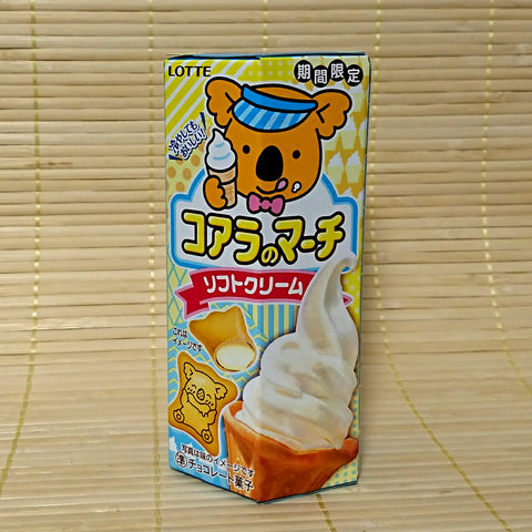 Koala No March Cookies - Soft Ice Cream