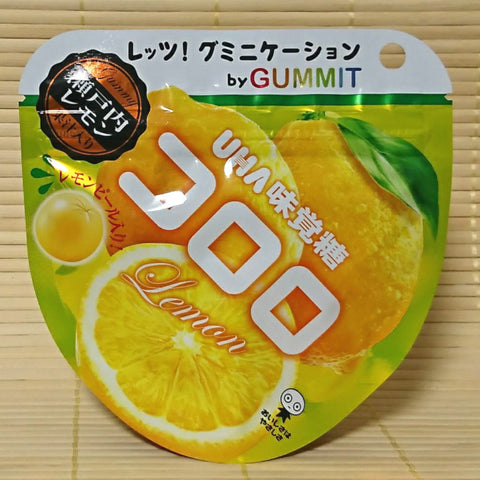 Kororo Gummy Candy - Lemon