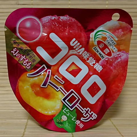 Kororo Gummy Candy - Honey Rose Plum