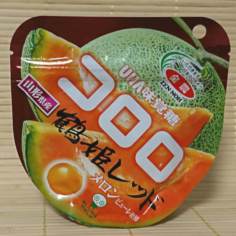 Kororo Gummy Candy - Rich Melon