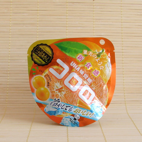 Kororo Gummy Candy - Orange