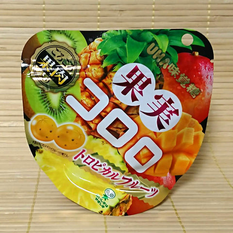Kororo Gummy Candy - Tropical Fruit