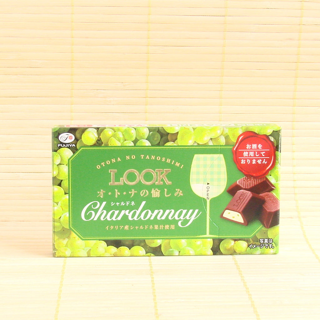 LOOK Chocolate - Chardonnay Grape (Adult Taste)
