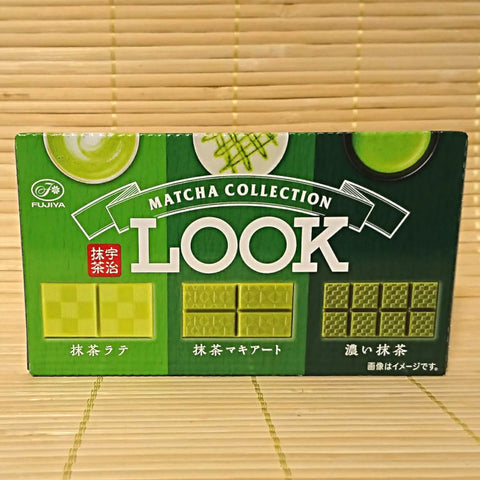 LOOK Chocolate - Matcha Collection
