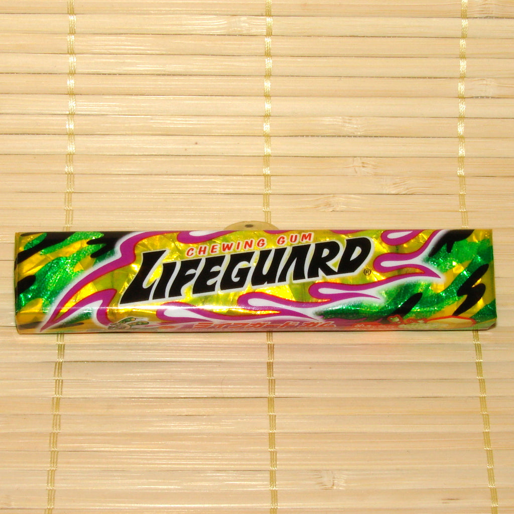 Lifeguard Chewing Gum - Fizzy Energy Drink