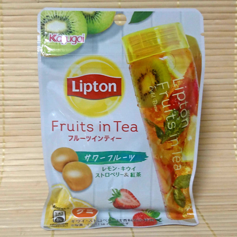 Lipton Gummy Candy - Fruits in Tea