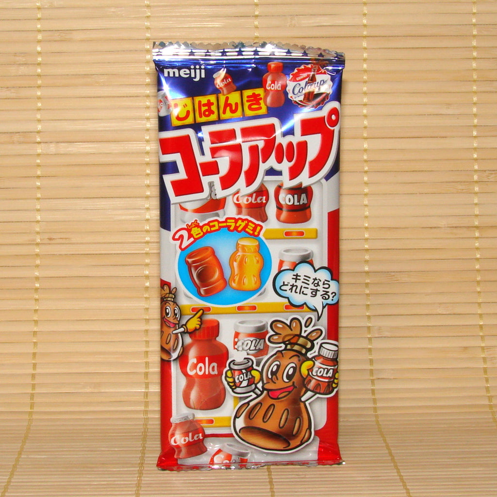 Cola Up - MINI Gummy Candy