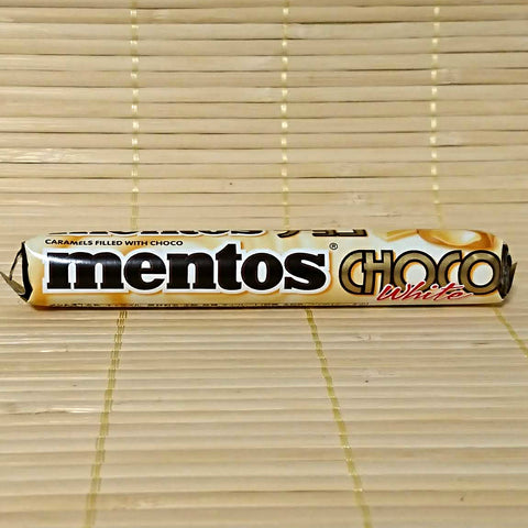 Mentos - WHITE Chocolate & Caramel