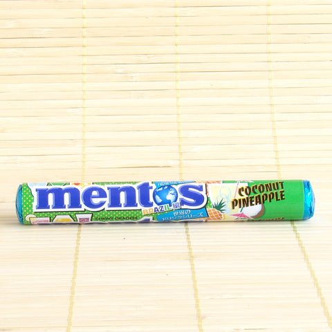 Mentos - Coconut Pineapple