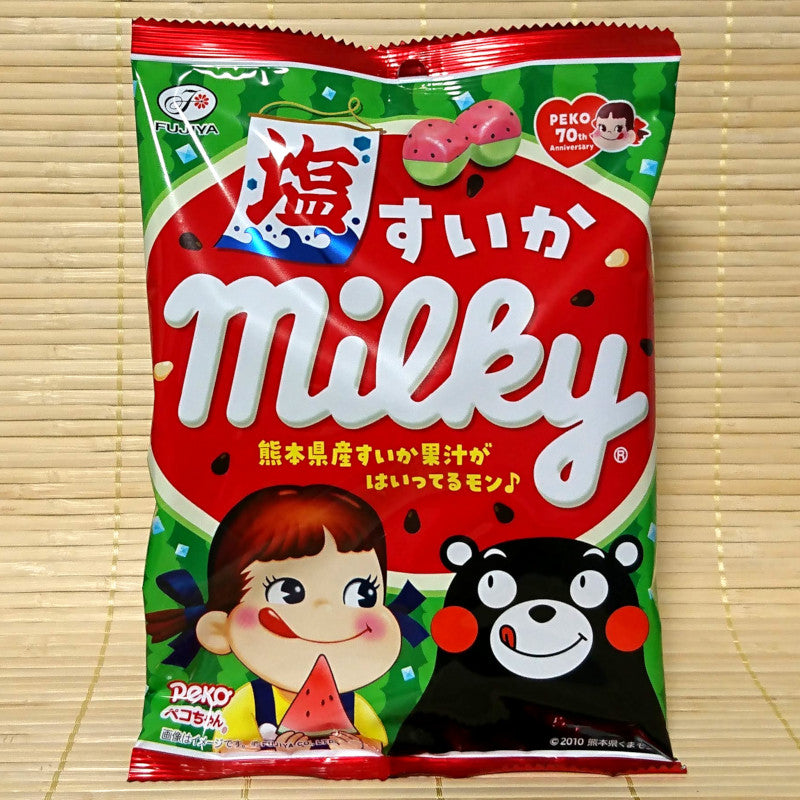 Milky Peko Chan Candy - Salty Watermelon