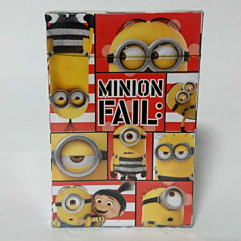 zz-- Minion Despicable Me Playing Cards --zz