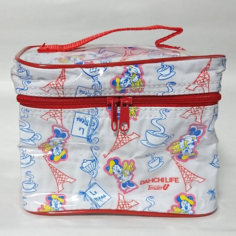 zz-- Mini Mouse Paris Themed - Cube Bag --zz