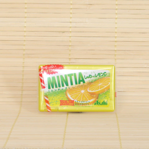 Mintia - Fizzy Lemon Sugarless Mints