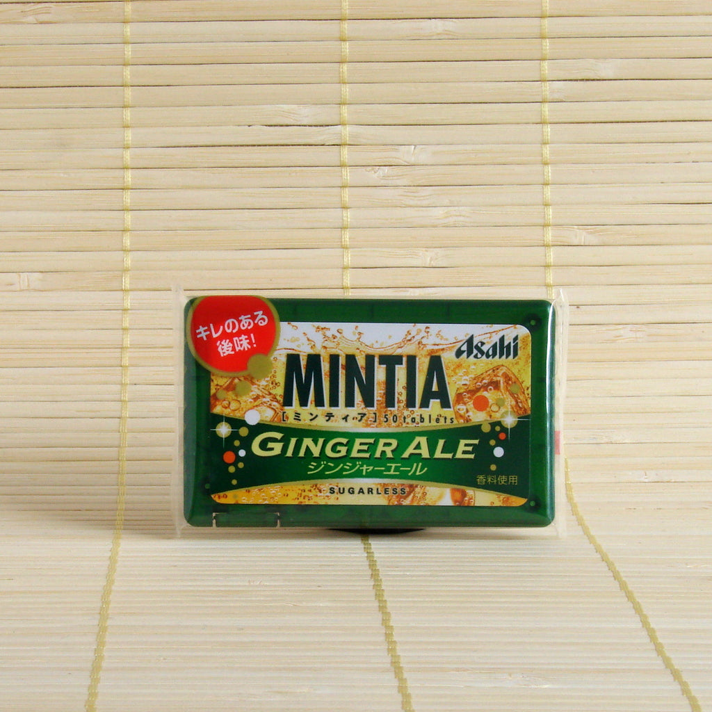 Mintia - Ginger Ale