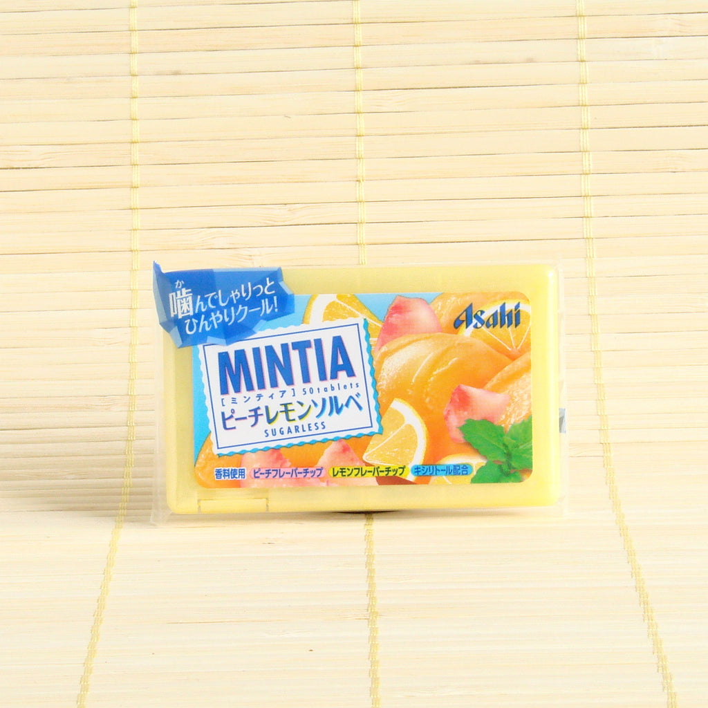 Mintia - Peach Lemon Sorbet