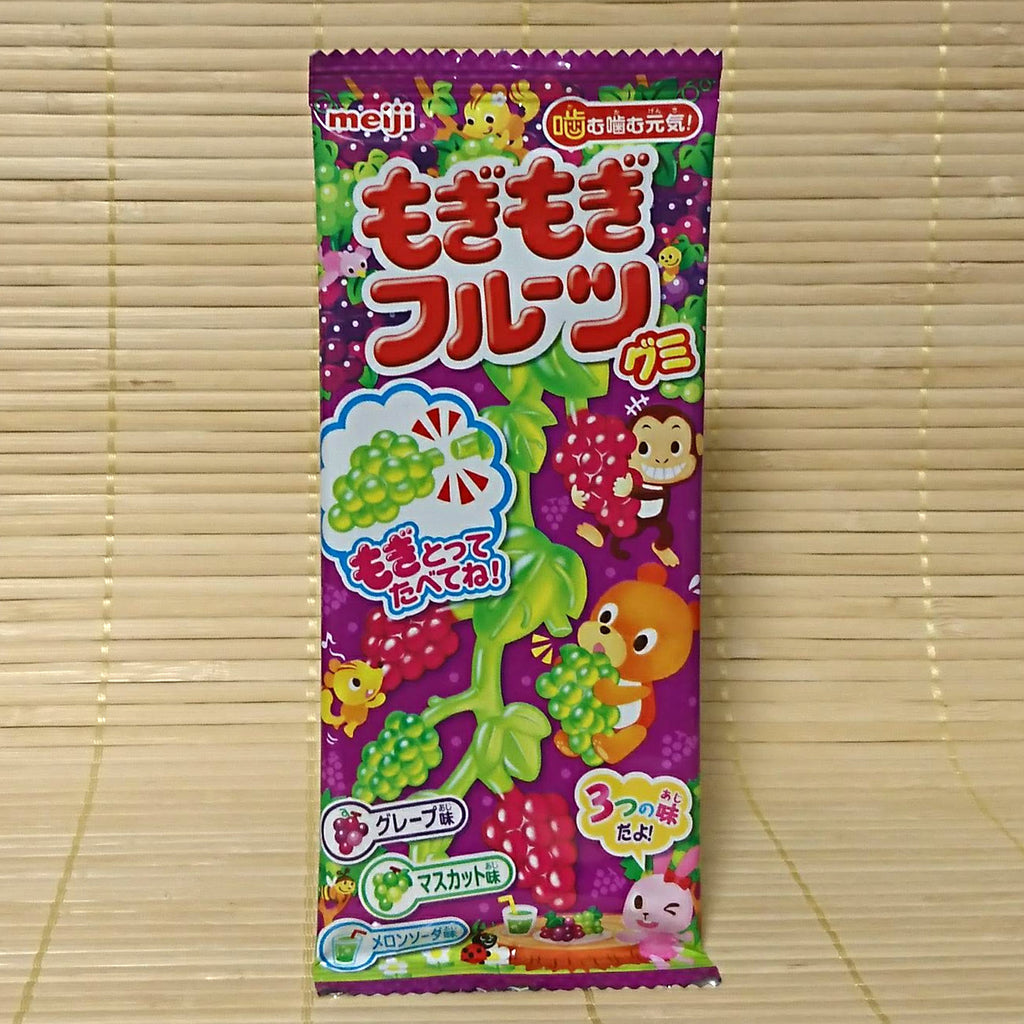 Mogi Mogi Fruit Gummy Candy