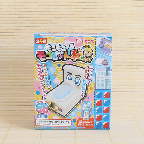 Moko Moko Foaming Candy Japanese 'Squat' Toilet Kit