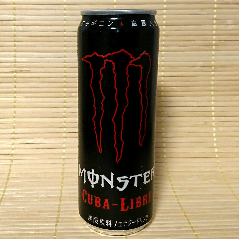 Monster Energy Soda - Cu-ba Libre