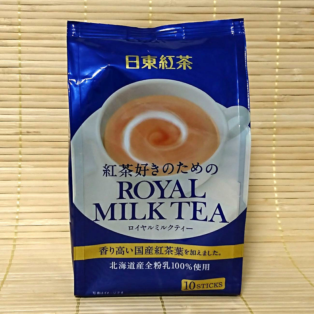 Royal Milk Instant Tea Mix - 10 Servings