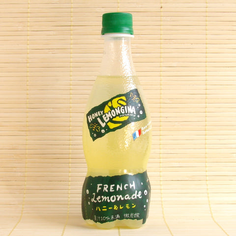 Honey Lemongina Soda - Honey & Lemon