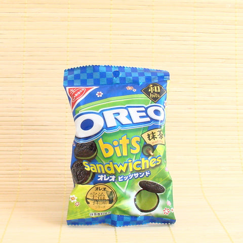 Oreo Bits Mini Cookies - Green Tea