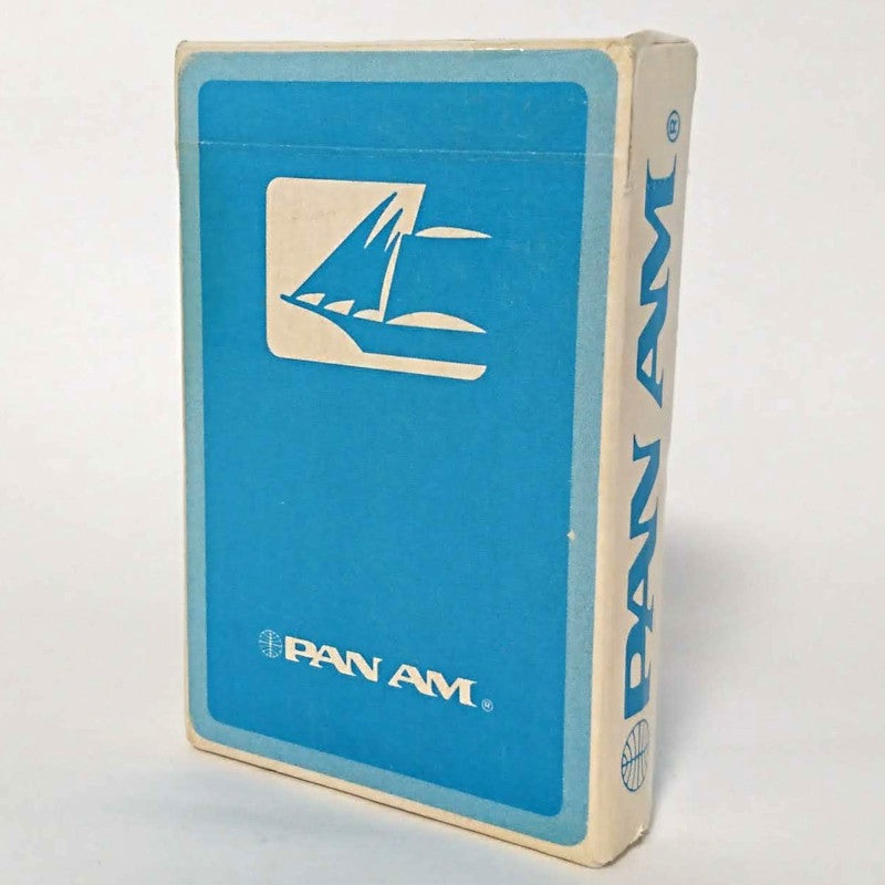 zz-- Pan Am Playing Cards - Vintage --zz