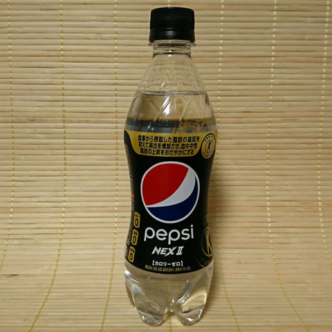 Pepsi - NEX II CLEAR Cola ( Fat Blocking)