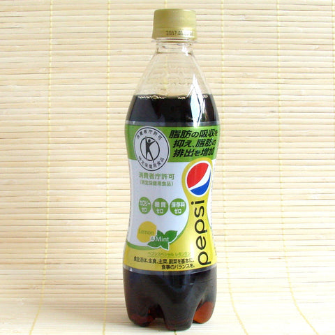 Pepsi Cola - Special Lemon & Mint