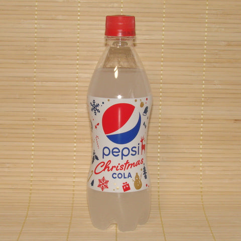 Pepsi Cola - Christmas Cake White