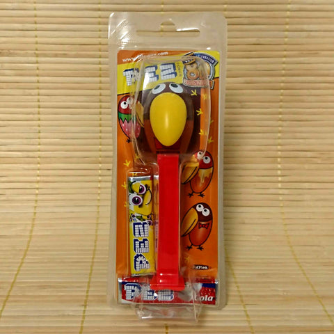 zz-- PEZ Dispenser - Kyoro-Chan (Red Stem) --zz