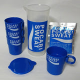 zz-- Pocari Sweat - Stacking Cups & Jug --zz