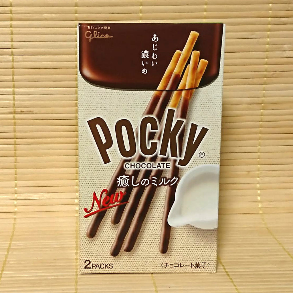 Pocky - Iyashi Milk Chocolate