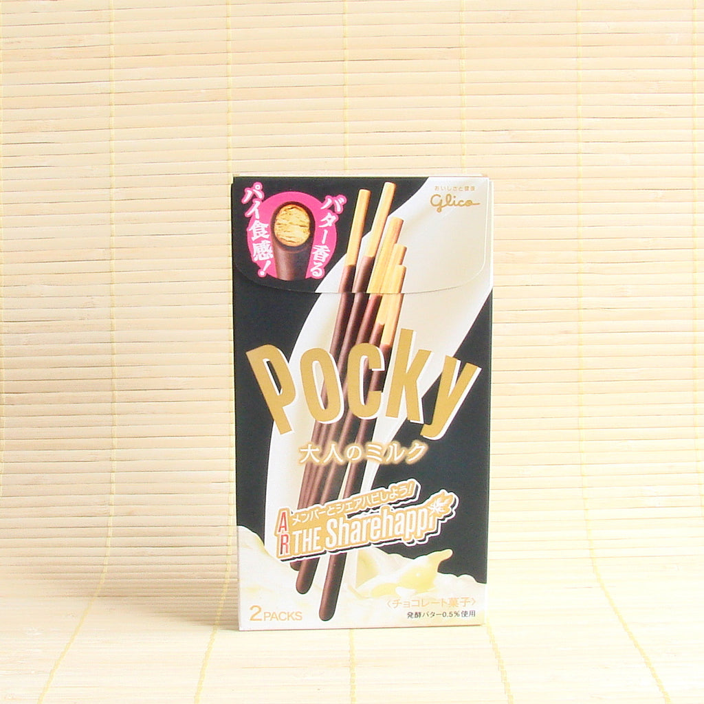"Pocky - ""Otona"" Milk Chocolate w/ Pastry Sticks"
