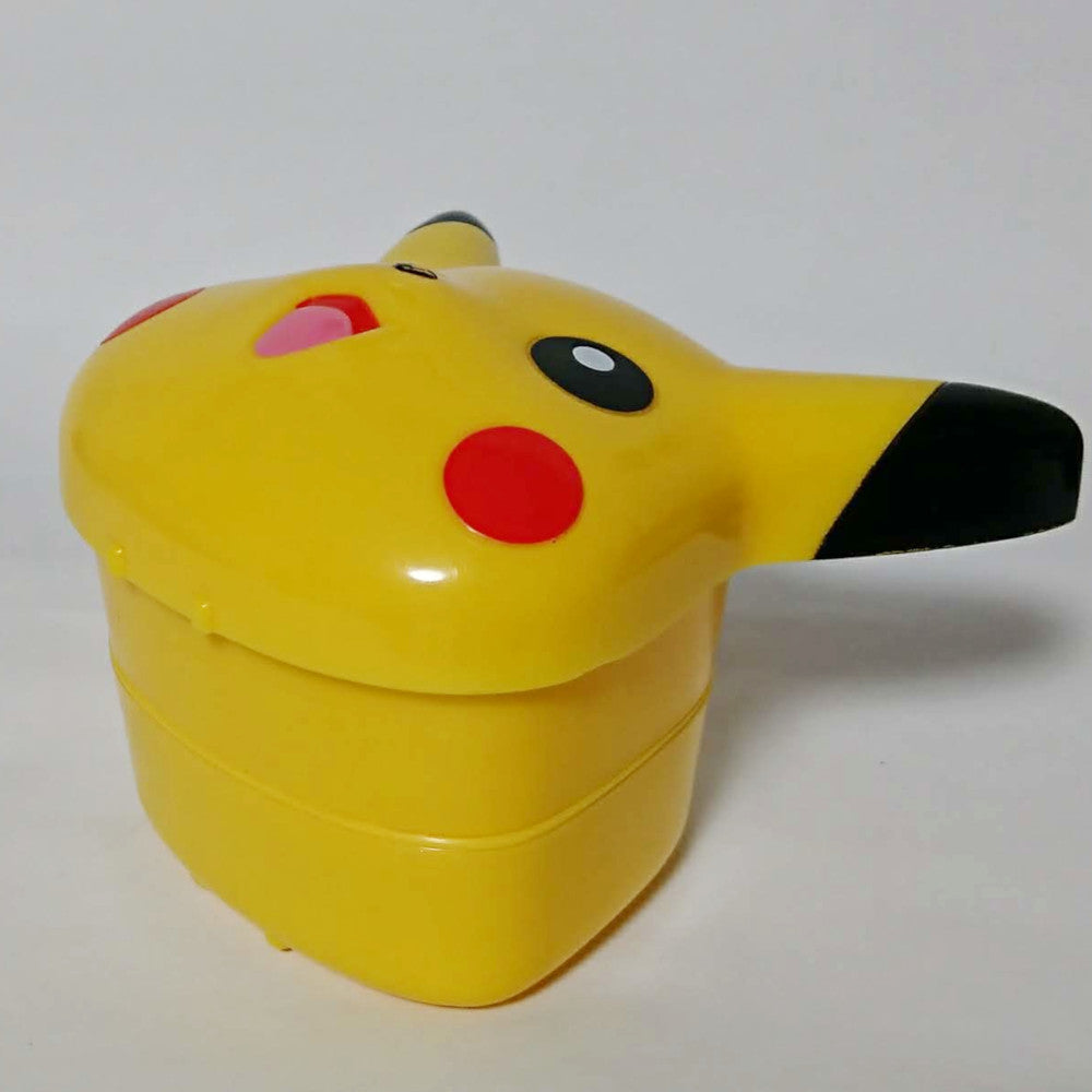 zz-- Pokemon Pikachu Two-Tier Bento Case --zz