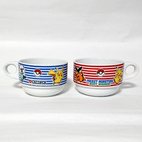 zz-- Pokémon Stacking Soup Mugs (2) --zz