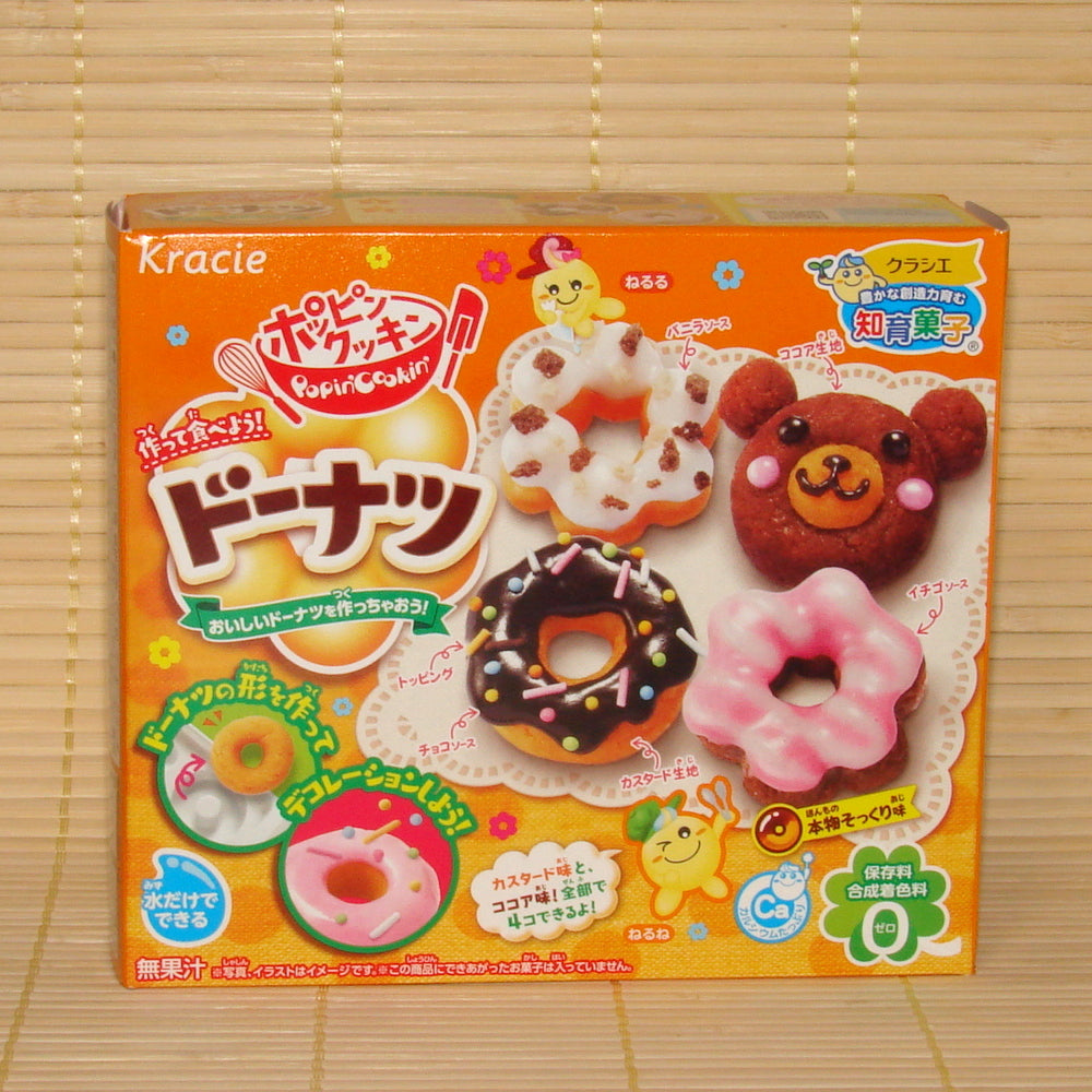Popin' Cookin' - Mini Donut Candy Kit