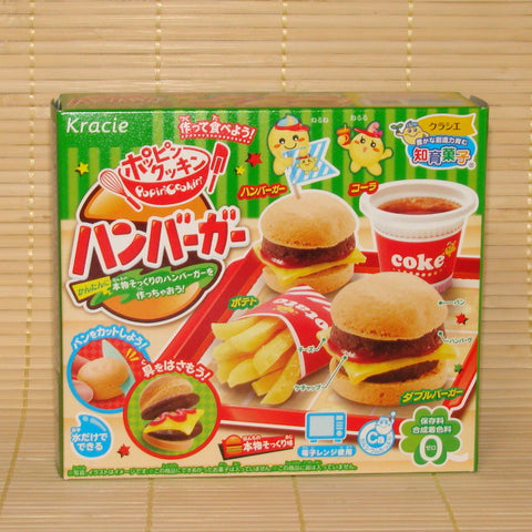Happy Kitchen - Hamburger & Fries Candy Kit