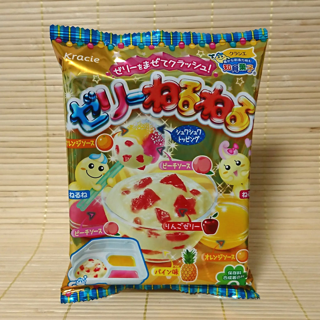 Jelly NeruNeru - 4 Flavor DIY Candy Kit