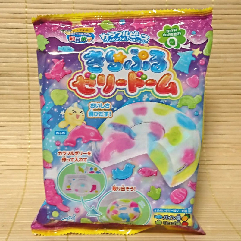 Kracie Kira Puru Jelly Dome Candy Kit