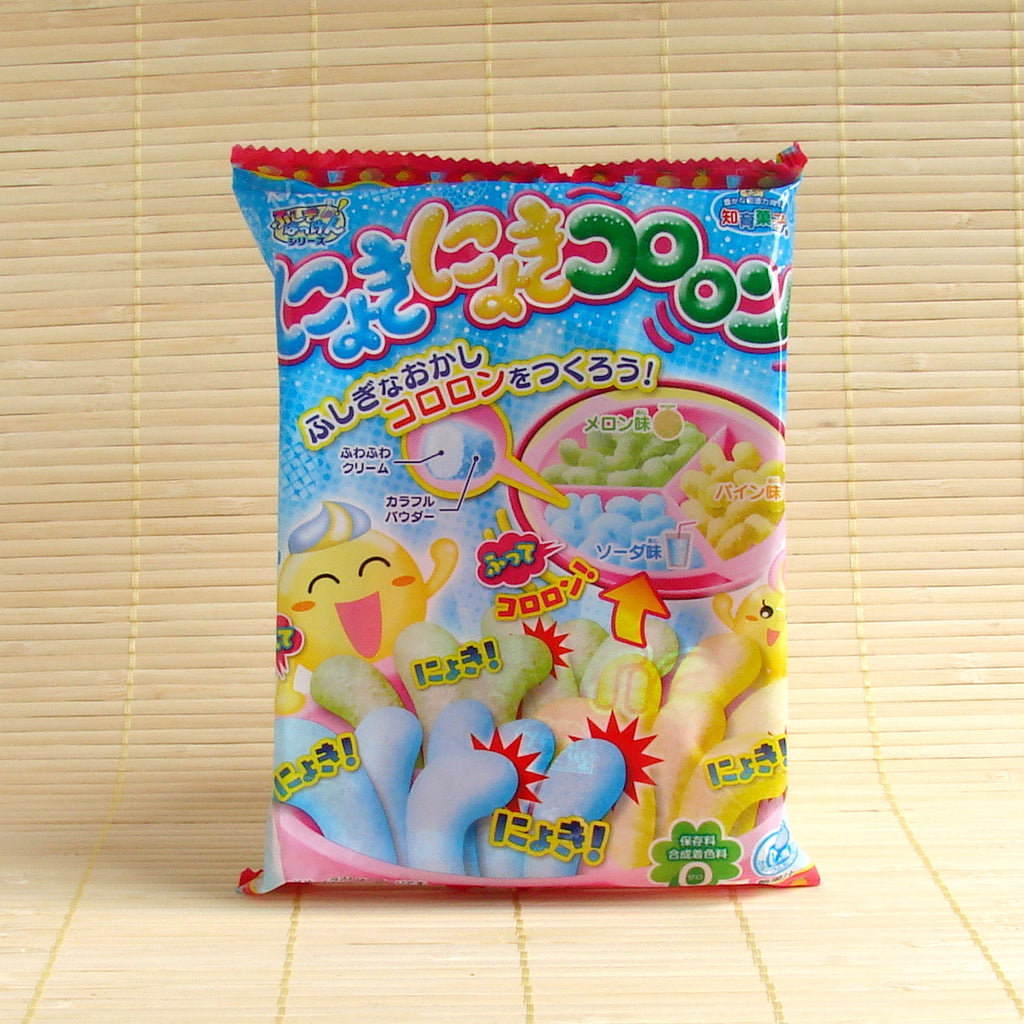 Nyoki Nyoki Kororon 'Growing' Candy Kit - Soda