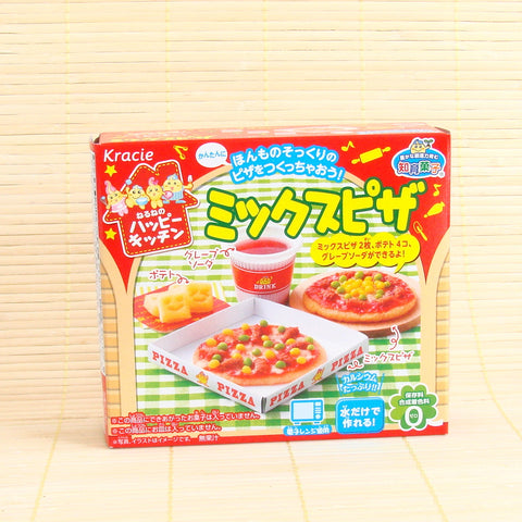 Happy Kitchen - Mini Mixed Pizza Candy Kit