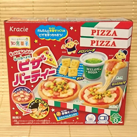 Popin' Cookin' - Pizza Party Candy Kit