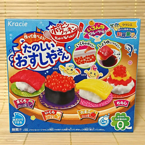 Popin' Cookin' Sushi Candy Kit