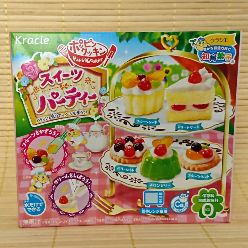 Popin' Cookin'- Sweet Party Desserts Candy Kit